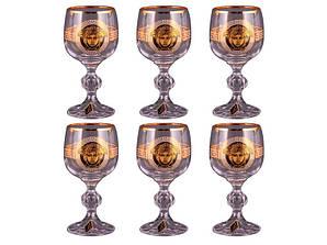 Набор бокалов для вина Nb Art Медуза 6 штук 615-241