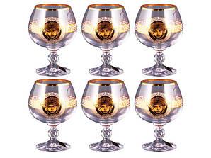 Набор бокалов для коньяка Nb Art Медуза 6 штук 615-239