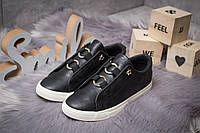 Кроссовки женские  Ideal Black, черные (14291) размеры в наличии ► [  40 (последняя пара)  ]