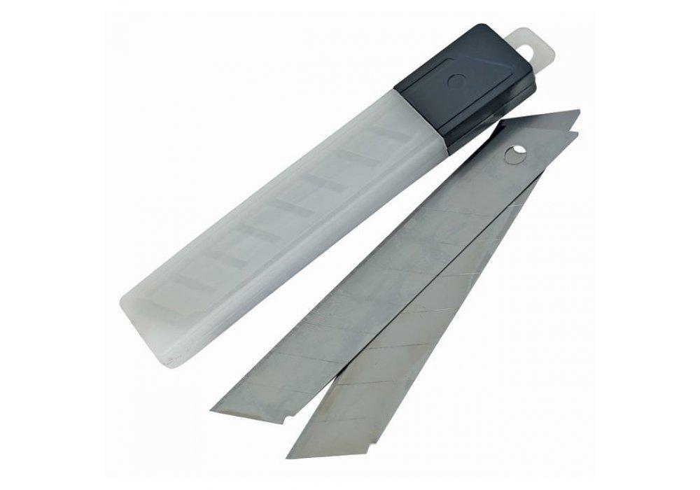 Лезвия сменные Economix к ножам 18 мм, E40516 (10)