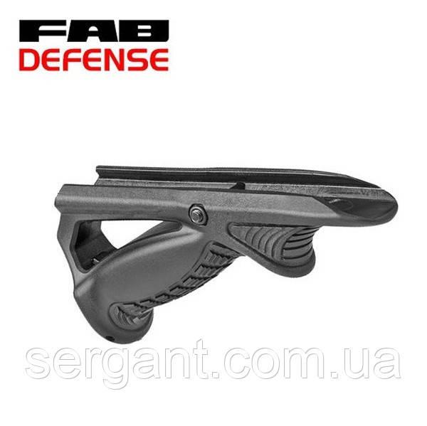 Угловая рукоятка управления огнём FAB Defense PTK (Израиль)