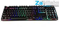 Игровая светодиодная клавиатура KR - 6300