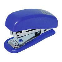 Степлер пластиковый Мини, до 10 л. синий, BM.4125-02