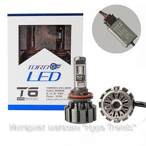 Светодиодные лампы для автомобиля Car LED T6 H1. 8000LM. 35W. В Украине, в Одессе, фото 2