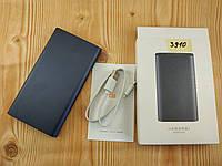 Оригинальный УМБ Xiaomi Mi Power Bank 2 10000 mAh Blue usb