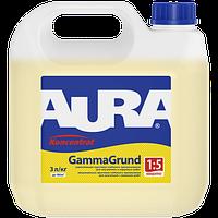 Aura Koncentrat GammaGrund 0,5 л Грунтовка глубокого проникновения укрепляющая для внутренних и наружных работ