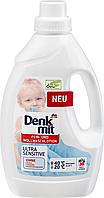 Жидкий порошок для детского белья Denkmit Fein und Wollwaschlotion Ultra Sensitive 1,5 л