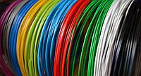 Набор PLA пластика 10 цветов по 10м для 3Д ручек (ПЛА пластик, нить)