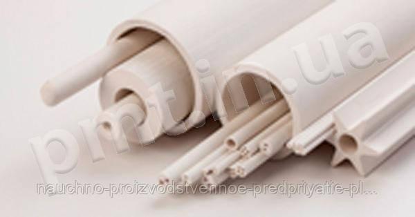 Трубки керамические муллитокремнеземистые МКР 7 х 1,6 (2-х канальные)