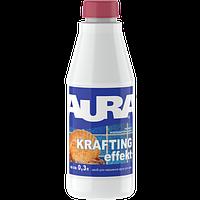 Aura Krafting Effekt 0,3 л - Латексная добавка-концентрат для улучшения прочности, адгезии затирки для швов