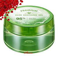 MISSHA Многофункциональный гель с алоэ Missha Premium Aloe Soothing Gel 95%