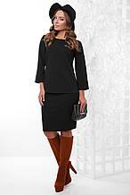 Женский костюм Лилит черный (42-50)