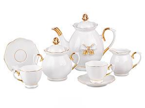 Кофейный сервиз Lefard Принцесса на 15 предметов 55-2303