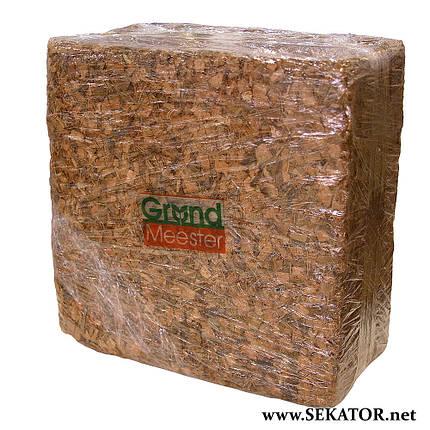 Кокосовий блок GrondMeester UNI100SS, 4.5кг (100% кокосова чипса), фото 2