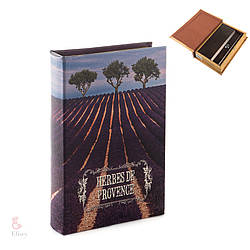 Книга-сейф Veronese Поля Прованса 26х17х5 см 103UE