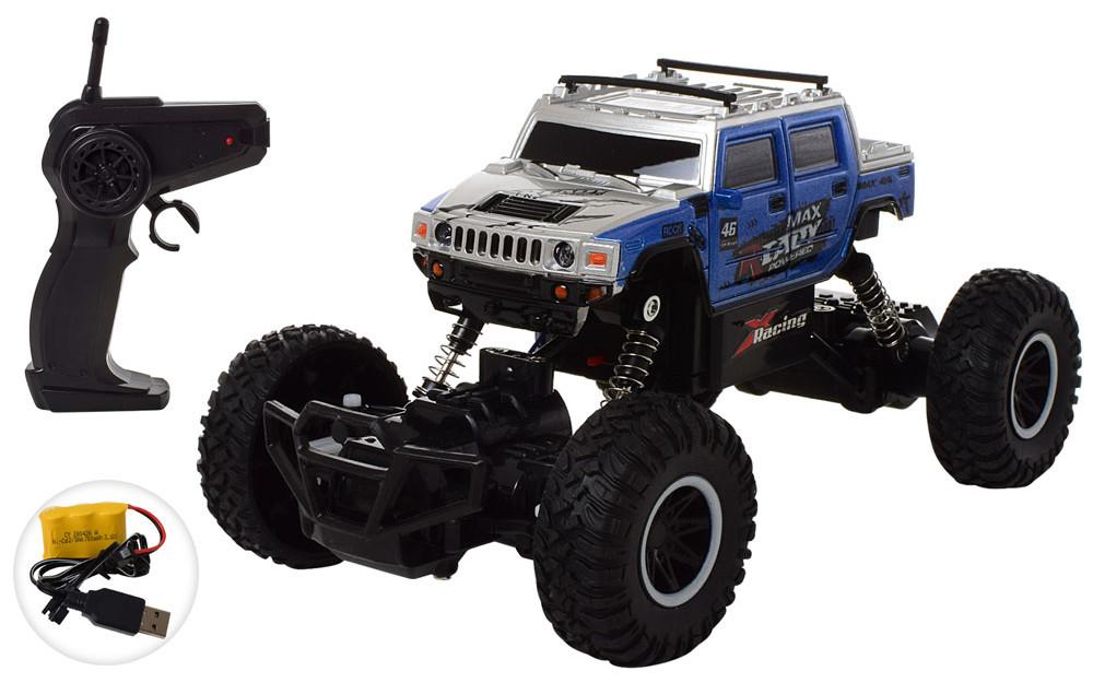 Джип Rock Crawler на р/у SL-102A(Blue)
