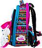 Новейший каркасный ранец для школьниц. В подарок мешок для обуви, пенал и брелком. Доставка бесплатно., фото 2