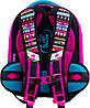 Новейший каркасный ранец для школьниц. В подарок мешок для обуви, пенал и брелком. Доставка бесплатно., фото 4