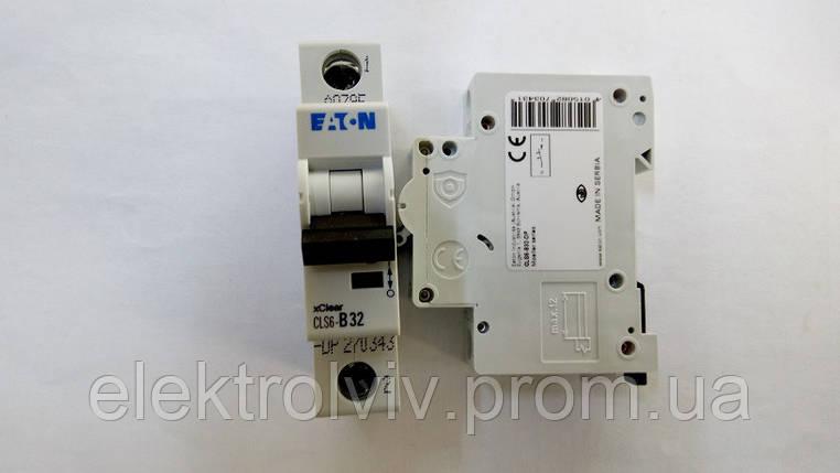 Автоматический выключатель Eaton CLS6-B32-DP, фото 2