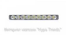 Светодиодные авто фары. Дневные ходовые огни DRL-9-W. ДХО. В Украине, в Одессе, фото 3