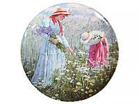 Декоративная тарелка Lefard Полевые цветы 20 см 924-232