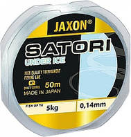 Леска Jaxon Satori Under Ice 50m 0.12mm