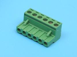 TLS6 Клеммник разрывной 6 контактов 10A шаг 5,08 мм