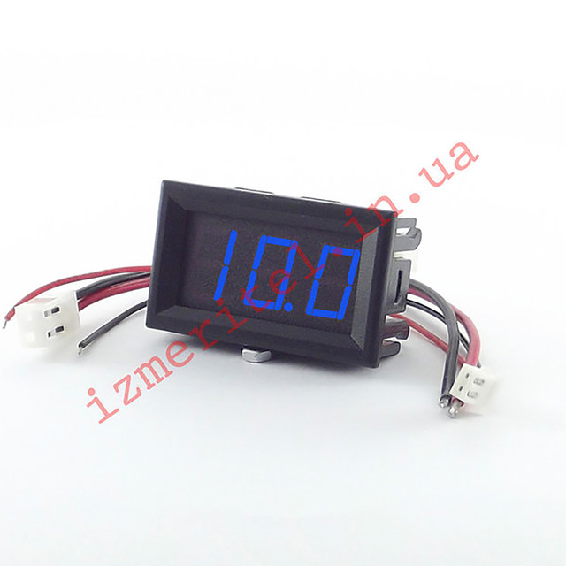 Цифровой амперметр DC 10A