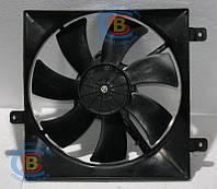 T11-1308130 Вентилятор радиатора вторичный T11 Chery Tiggo (аналог), фото 1