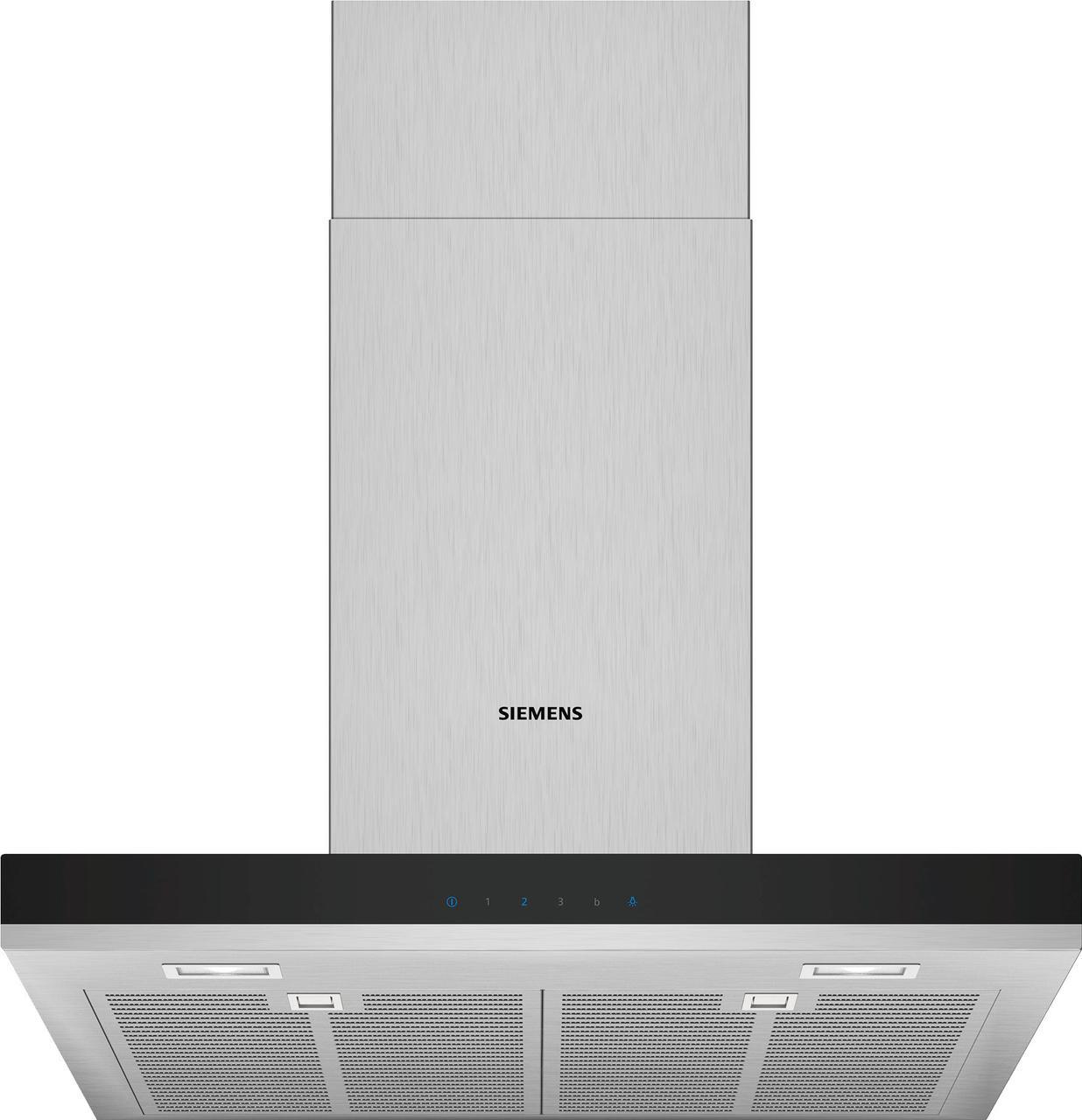 Кухонная вытяжка для настенного монтажа Siemens LC67BHM50