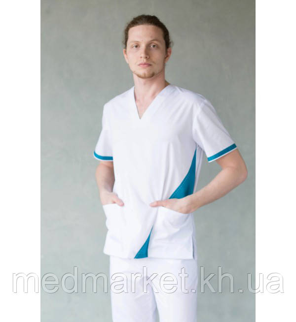 Костюм медицинский мужской Иван 30014, 30013