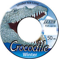 Леска JAXON Crocodile Winter 0.16mm 50m
