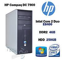Системный блок HP Compaq DC 7900 | Intel Core 2 Duo E8400 | 4Gb DDR2 | 250Gb HDD