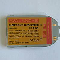 Аккумулятор Avalanche LG C1100 / BSL-64G (850 mAh)