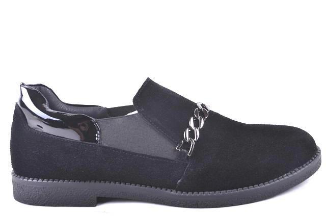 Женские туфли (арт.1201 ч з)