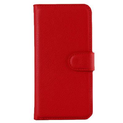 Чехол книжка на iPhone 6/6s Flip Wallet красный