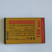 Аккумулятор Avalanche LG GS290 Cookie Fresh