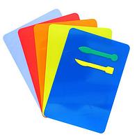 Доска для пластилина В5.Доска для пластилина и стеки.Товары для детского творчества.