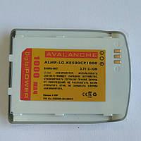 Аккумулятор Avalanche LG KE500 (LGLP-GBIM) 1000 мАч