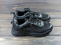Женские черные кроссовки на каждый день Sopra, фото 1
