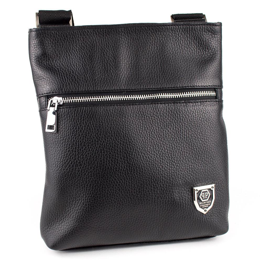 f4216846906d Мужская кожаная сумка-планшет Crez-301 (черный флотар): продажа ...