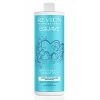 REVLON EQUAVE Шампунь увлажняющий и питательный AD SHAMPOO HYDRONUTRITIVE-1000мл