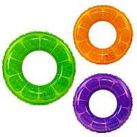 Надувной круг F 21634, 70 см., в ассорт., Intex (64615)