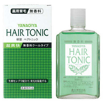 """Тоник для роста волос """"Yanagiya"""" """"Hair Tonic"""" 240 мл (113808), фото 2"""