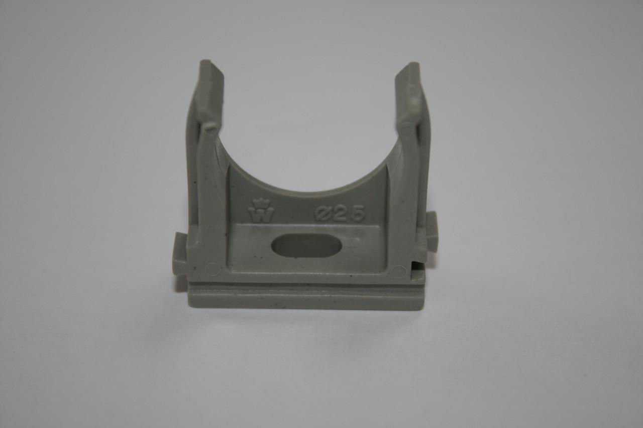 Скоба IKE ІЕК CF - 25 (в упаковці 50шт)