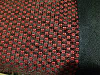 Чехлы модельные сидения ВАЗ 2107 черно-красные Tuning NEW