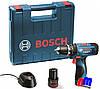 Шуруповерт Bosch GSR 120-LI ✔Li-ion 2 аккума ✔ Гарантия 3 года