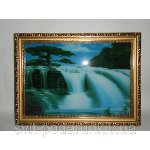 Картины с водопадом №2 (6 мод)
