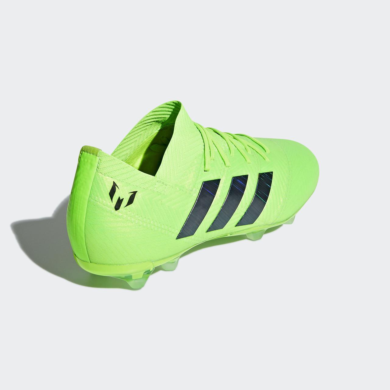 2f70201ec235 ... фото Детские футбольные бутсы Adidas Performance Nemeziz Messi 18.1 FG ( Артикул  DB2361), ...