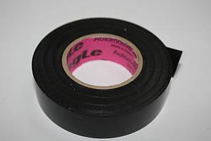 Изолента 0,11 мм х 19 мм черная 25 м Yongle Automotive